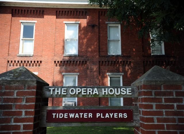 Tidewater Players at the Havre de Grace Opera House