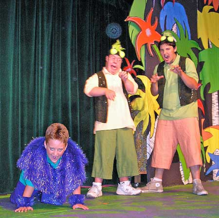 Tidewater Players Seussical Junior