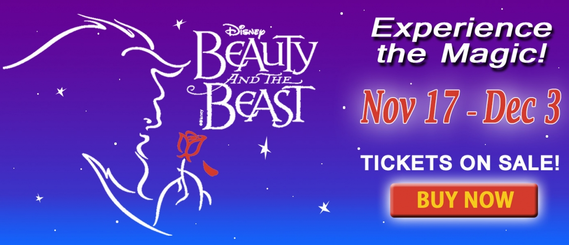 Tidewater Players in Havre de Grace presents Disney's Beauty and the Beast