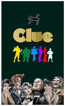 Clue - A New Musical by Mark Briner