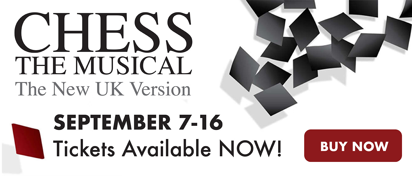 Tidewater Players presents CHESS The Musical 2018