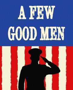 A Few Good Men at Tidewater Players in Havre de Grace MD
